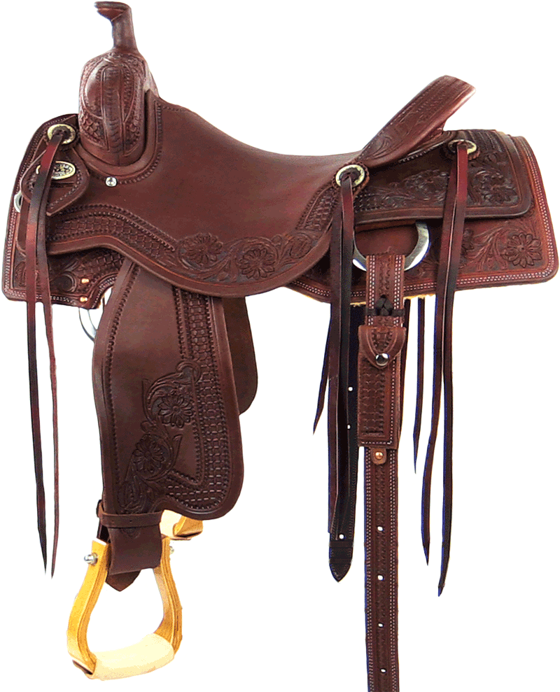 Western Saddles – Saddles for reining, cutting and ranch work
